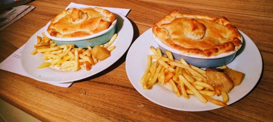 Pie & Chips