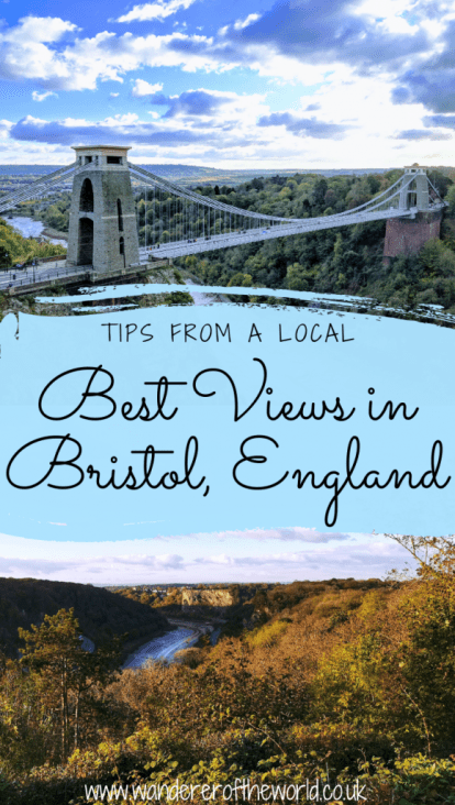 Where to See the Best Views in Bristol