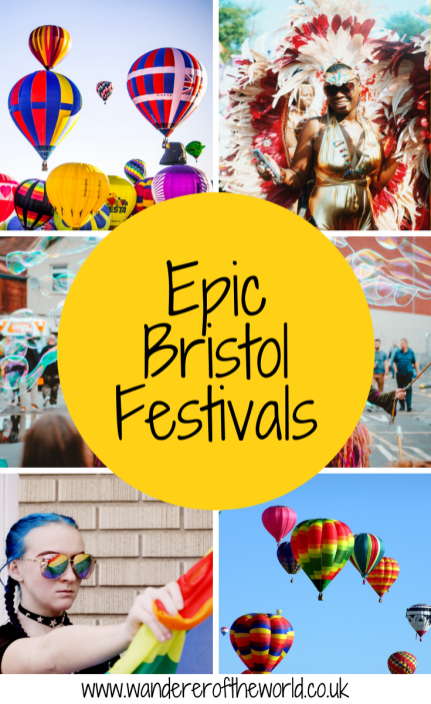Epic Bristol Festivals & Events To Add To Your Calendar [2019]