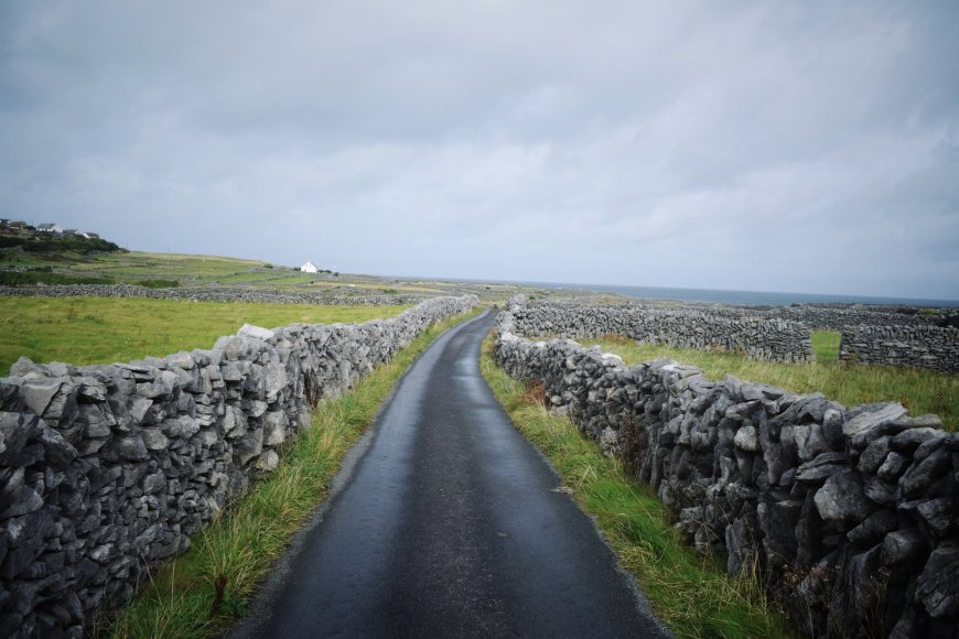 Ireland's Coastal Causeway