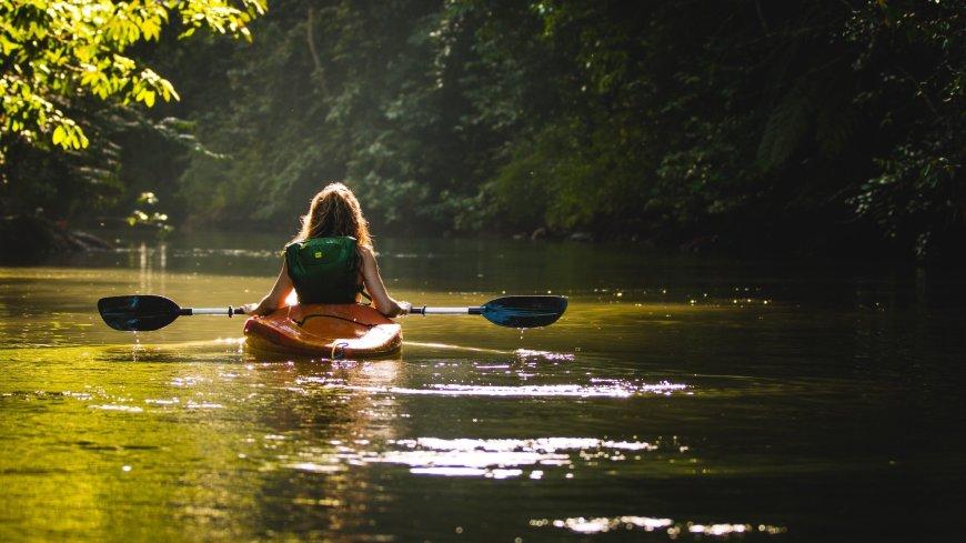 Wailua River Kayak and Hiking Tour to Secret Falls, Hawaii
