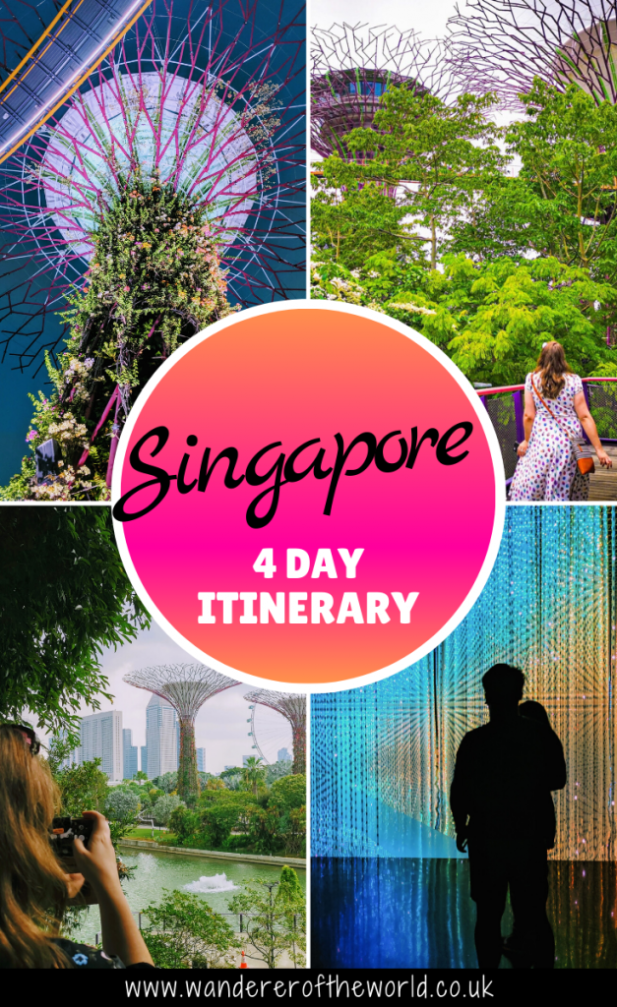 4 Days in Singapore Itinerary for First Time Visitors (+ Budget Breakdown)