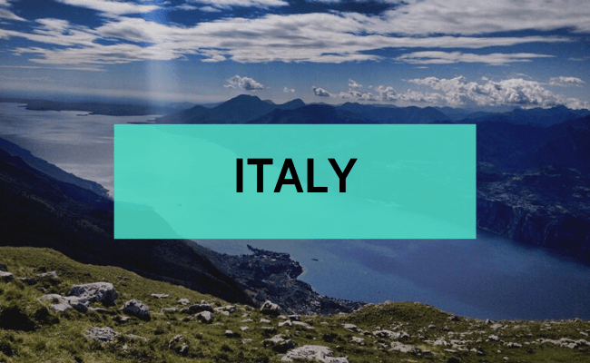Italy Travel Blogs