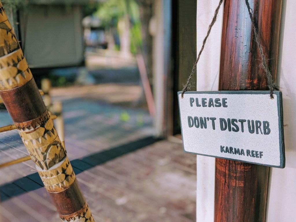 Karma Reef Resort Gili Meno
