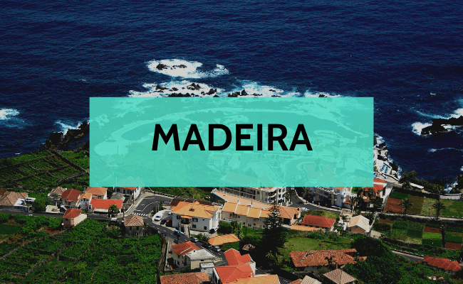 Madeira Travel Blogs