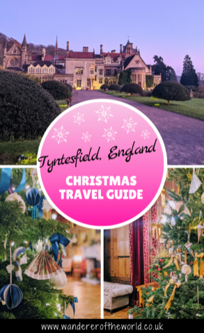 Stepping Back in Time for A Very Victorian Christmas at Tyntesfield