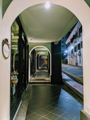 The Scarlet Hotel Shophouses