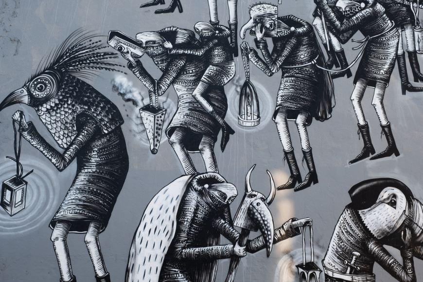 Icelandic Artwork Souvenir