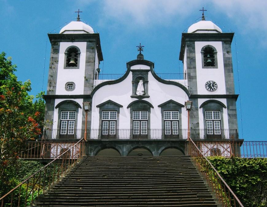 Monte Church, Madeira