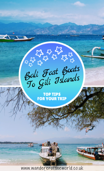 Bali Fast Boats To Gili Islands: Things To Know Before You Go
