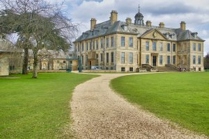 Belton House - Pride & Prejudice 1995 Location