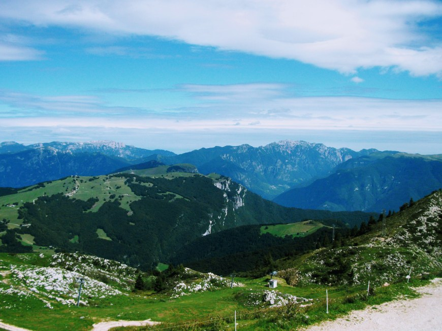 Monte Baldo Hiking, Malcesine