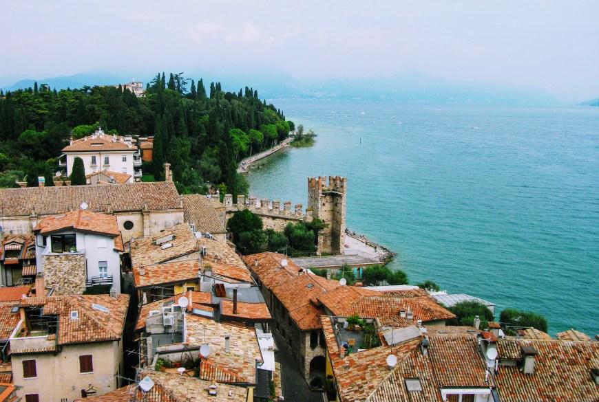 Pretty Lake Garda Towns - Sirmione