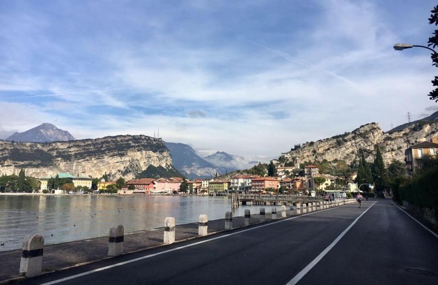 Pretty Lake Garda Towns - Torbole