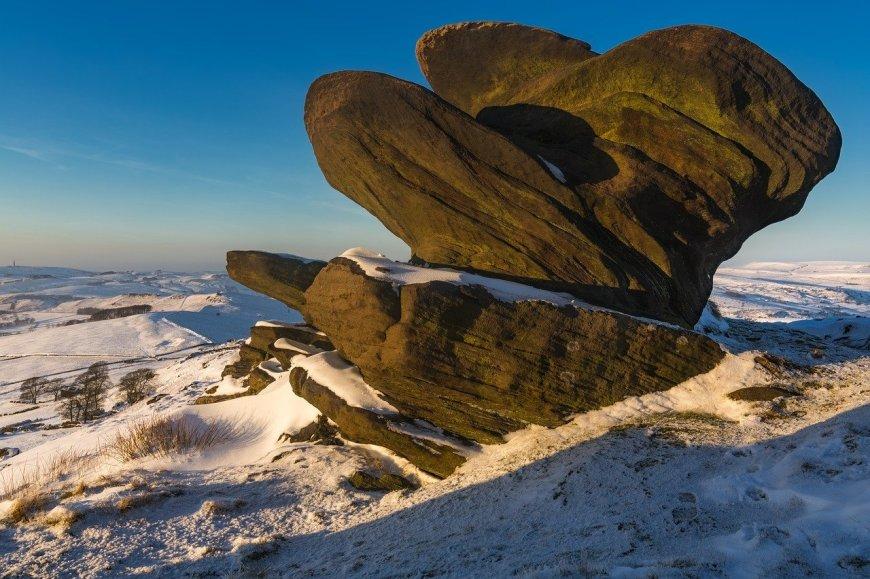Ramshaw Rocks, Peak District