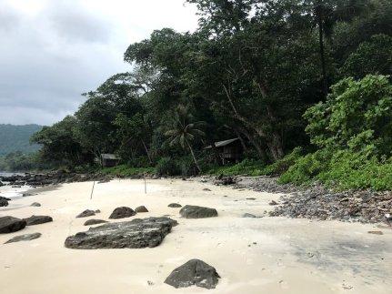 Sumatra Beach Travel Fail