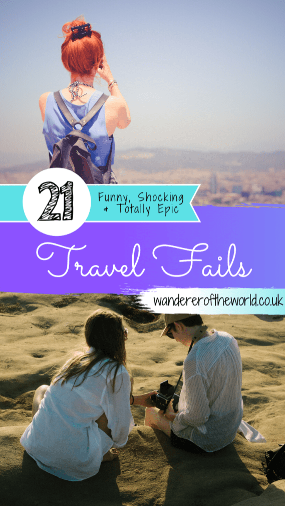 Travel Gone Wrong Stories: 21 Epic Travel Fails To Make You Laugh