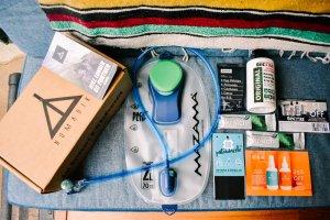 The Nomadik Travel Subscription Box