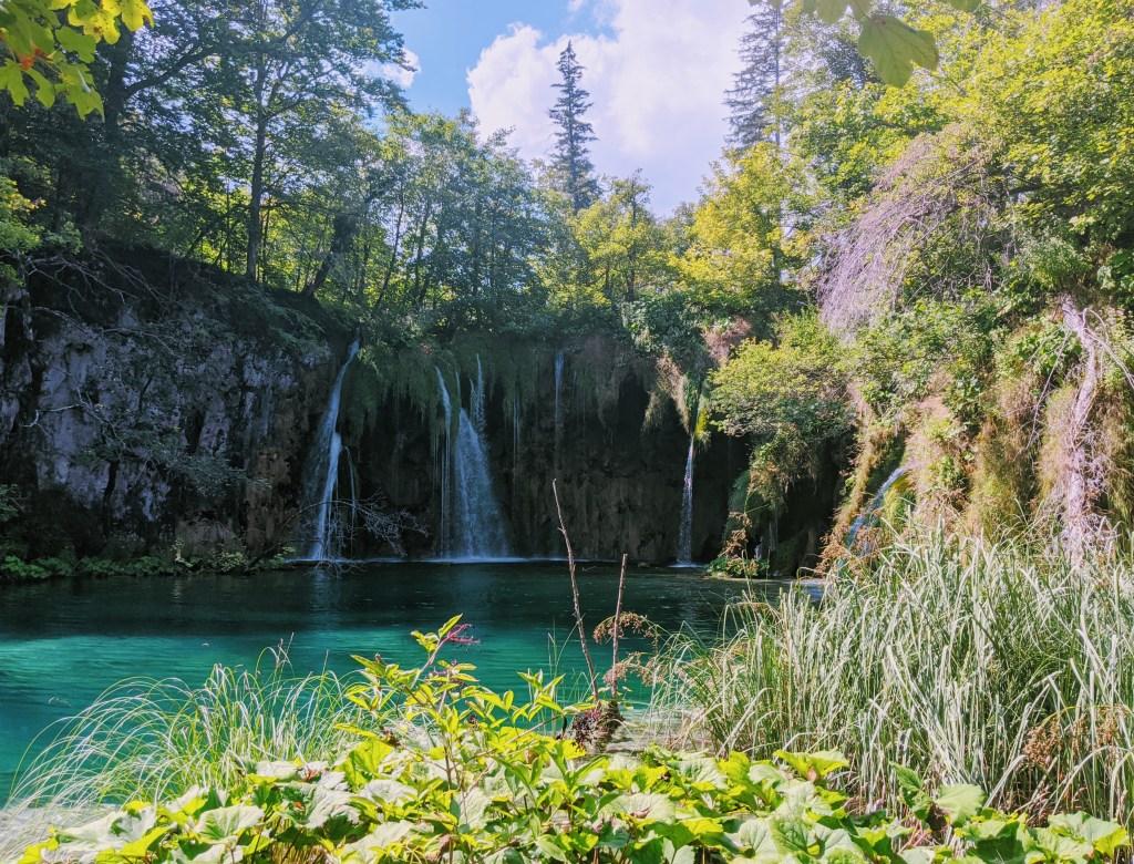 Galovački Buk in Plitvice Lakes, Croatia