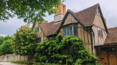 Hall's Croft in Stratford-upon-Avon