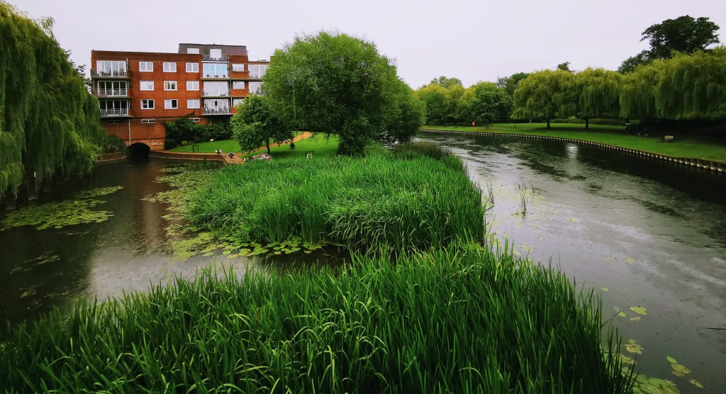 Stratford-upon-Avon's canal