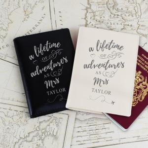 Couples Passport Holders