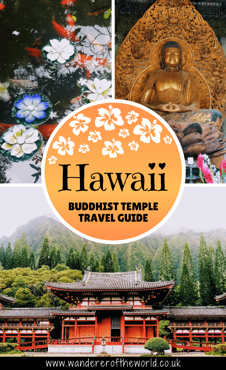 Tips For Visiting Hawaii's Buddhist Temple: Byodo-In Temple
