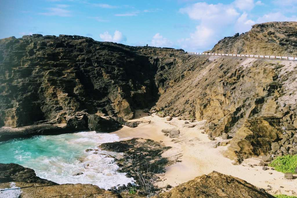 Halona Beach Cove, Oahu