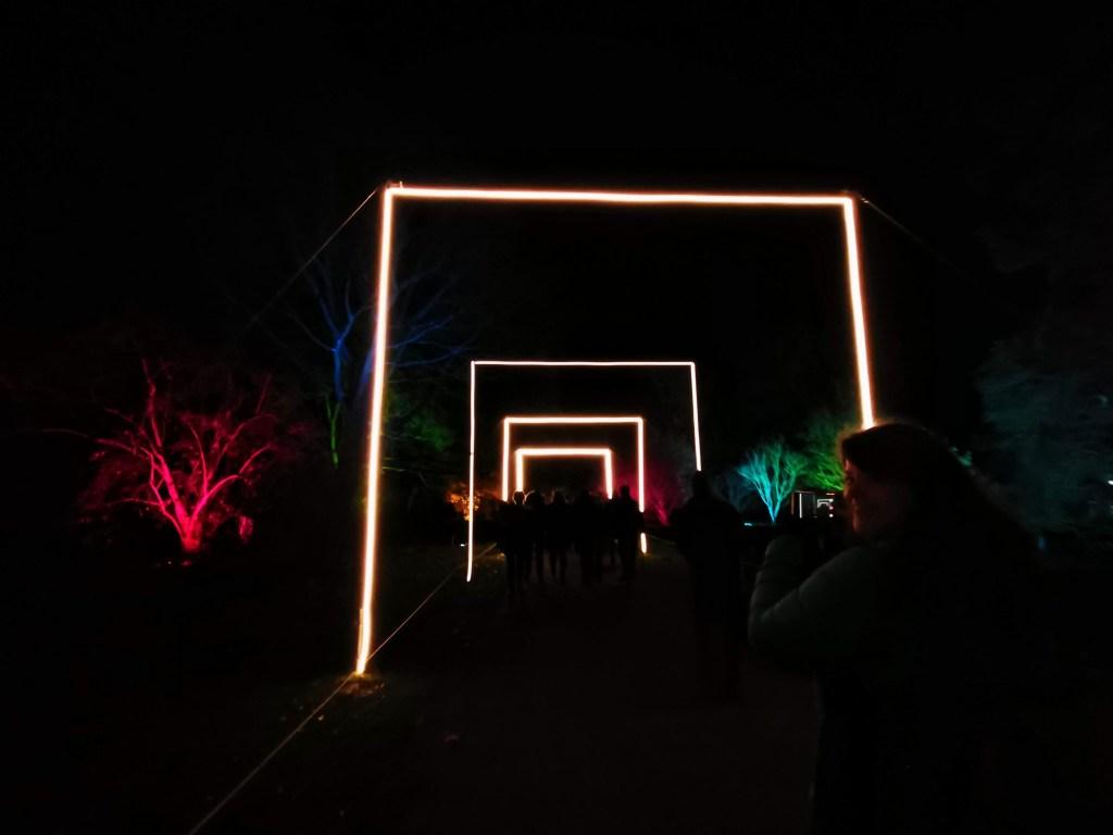 Westonbirt Enchanted Christmas Lights 2019