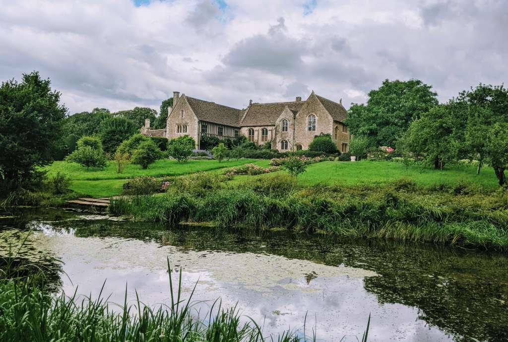 Poldark Filming Locations - Great Chalfield Manor