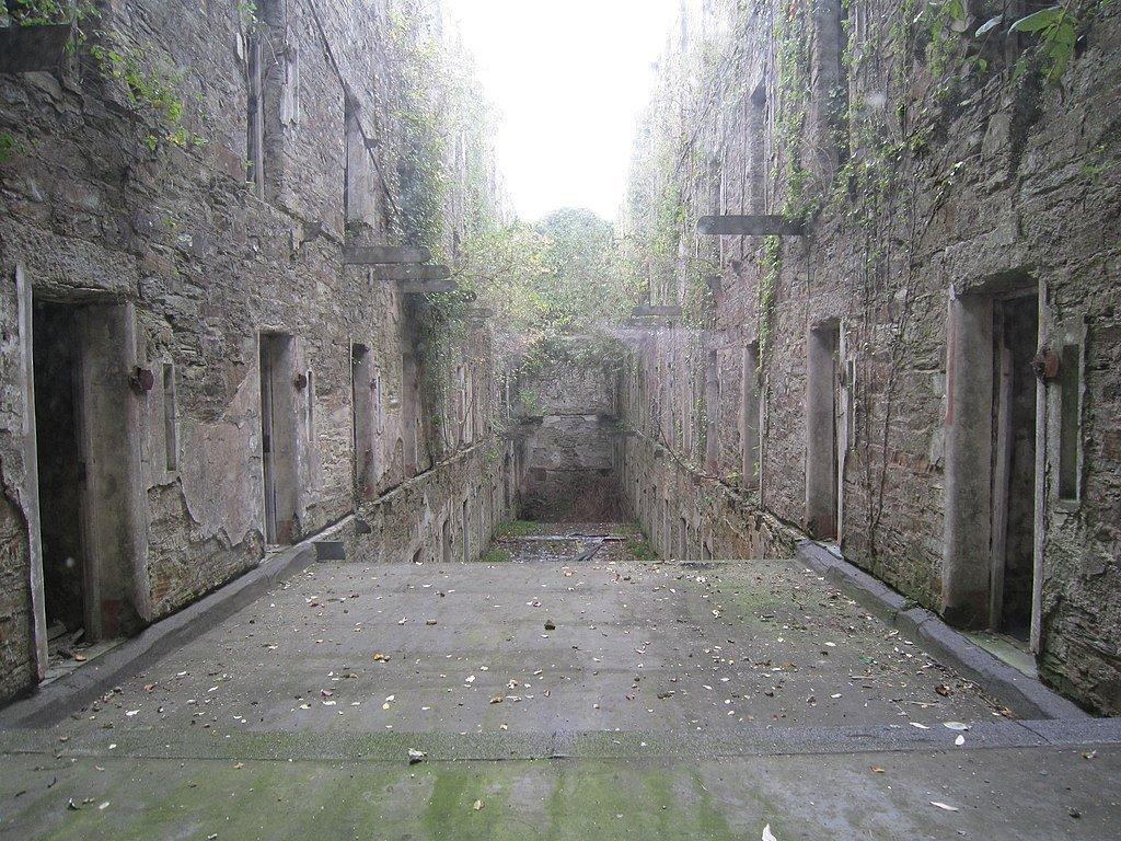 Poldark Filming Locations - Bodmin Jail