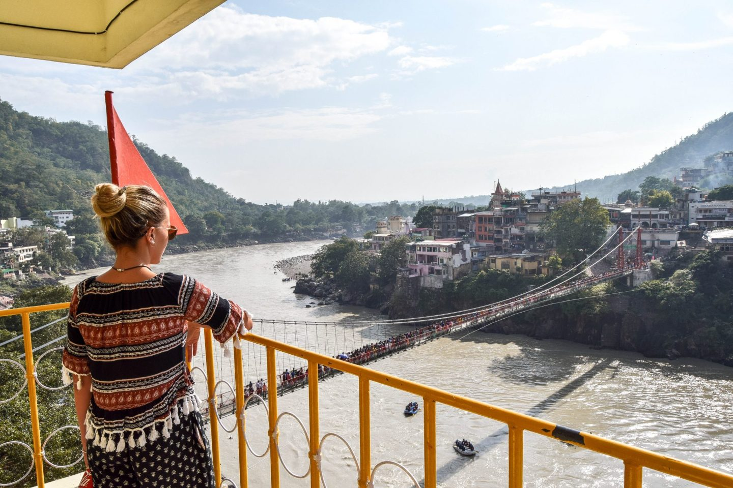 Places to visit in rishikesh plus rafting yoga for Places to do yoga