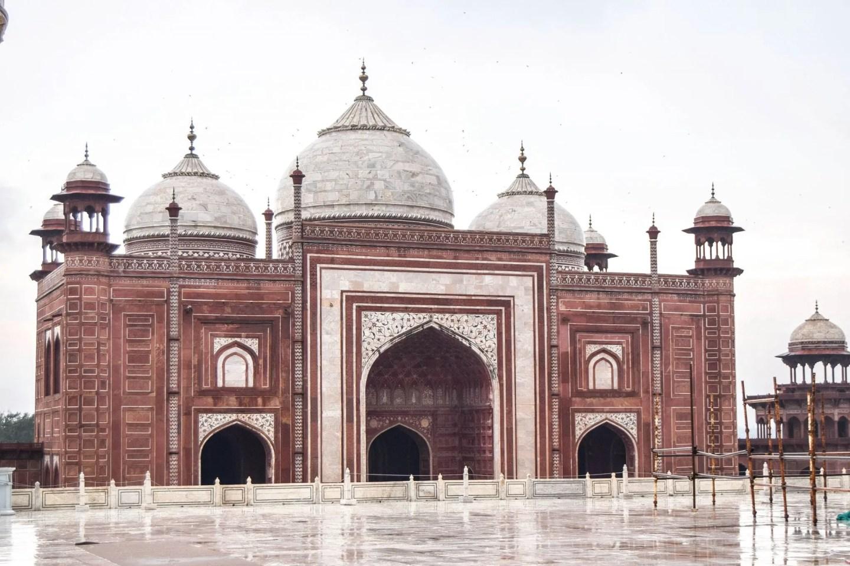 Wanderers & Warriors - Taj Mahal, Agra, India