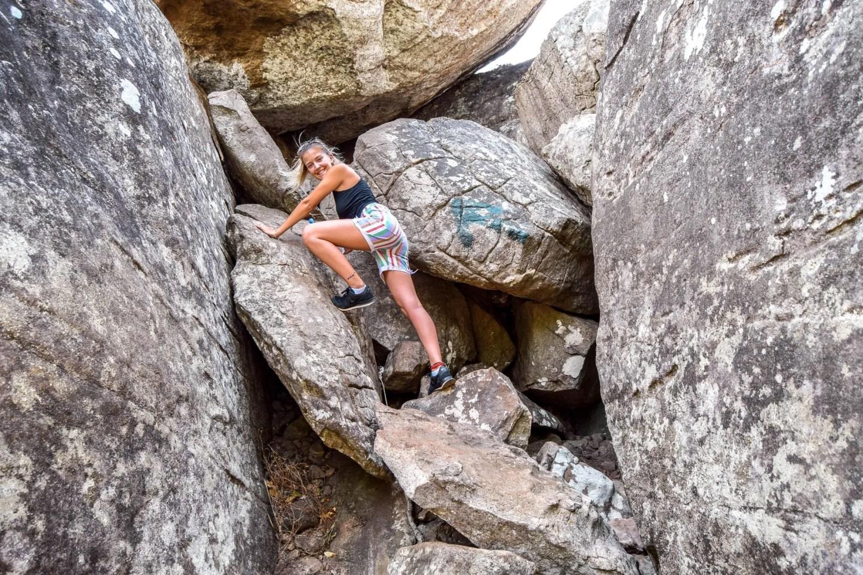 Wanderers & Warriors - Lauren - Pidurangala Rock, Sigiriya, Sri Lanka