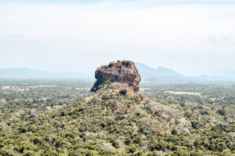 Wanderers & Warriors - Charlie & Lauren UK Travel Couple - Pidurangala Rock - A View That Rocks In Sigiriya Rock Sri Lanka