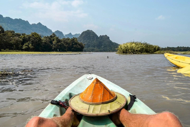 Wanderers & Warriors - Why To Visit Mawlamyine & Hpa An In Myanmar - Kaw Ka Taung Cave & Kayaking