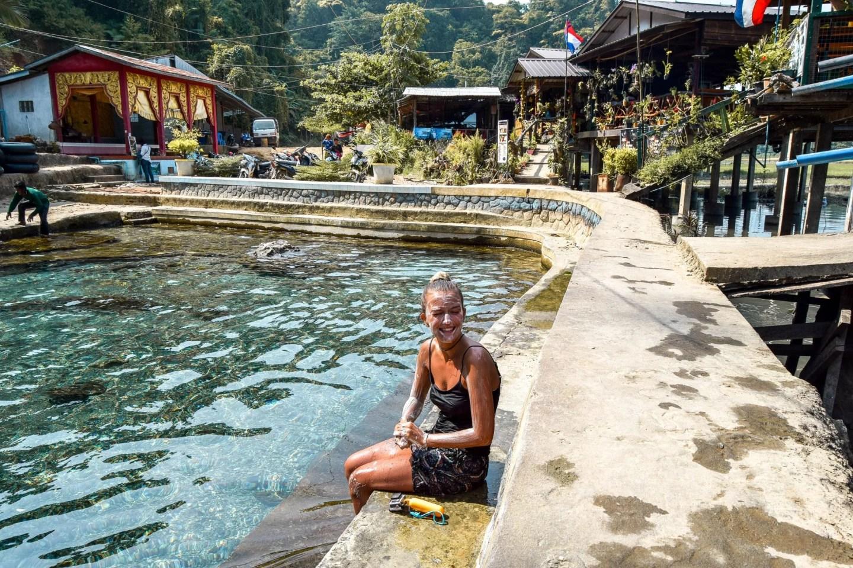 Wanderers & Warriors - Charlie & Lauren UK Travel Couple - Why To Visit Mawlamyine & Hpa An In Myanmar - Kaw Ka Taung Cave & Kayaking