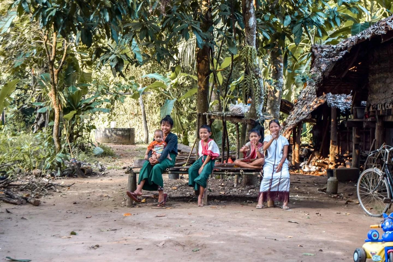 Wanderers & Warriors - Why To Visit Mawlamyine & Hpa An In Myanmar - Gong Thar Phaung Village - Vegetarian Village