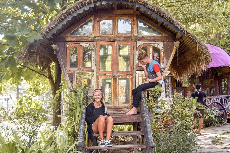 Wanderers & Warriors - Charlie & Lauren UK Travel Couple - La Laguna - 13 Things To Do In Canggu Bali
