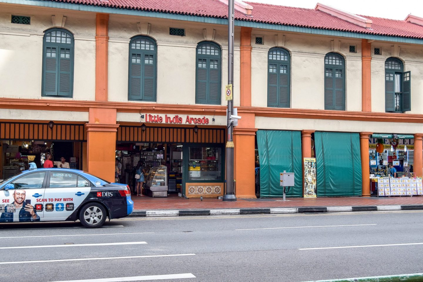 Wanderers & Warriors - Little India Tekka Centre - The Best Hawker Centres In Singapore