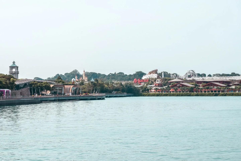 Wanderers & Warriors - Sentosa Island - Universal Studios Singapore - Best Rides & Guide