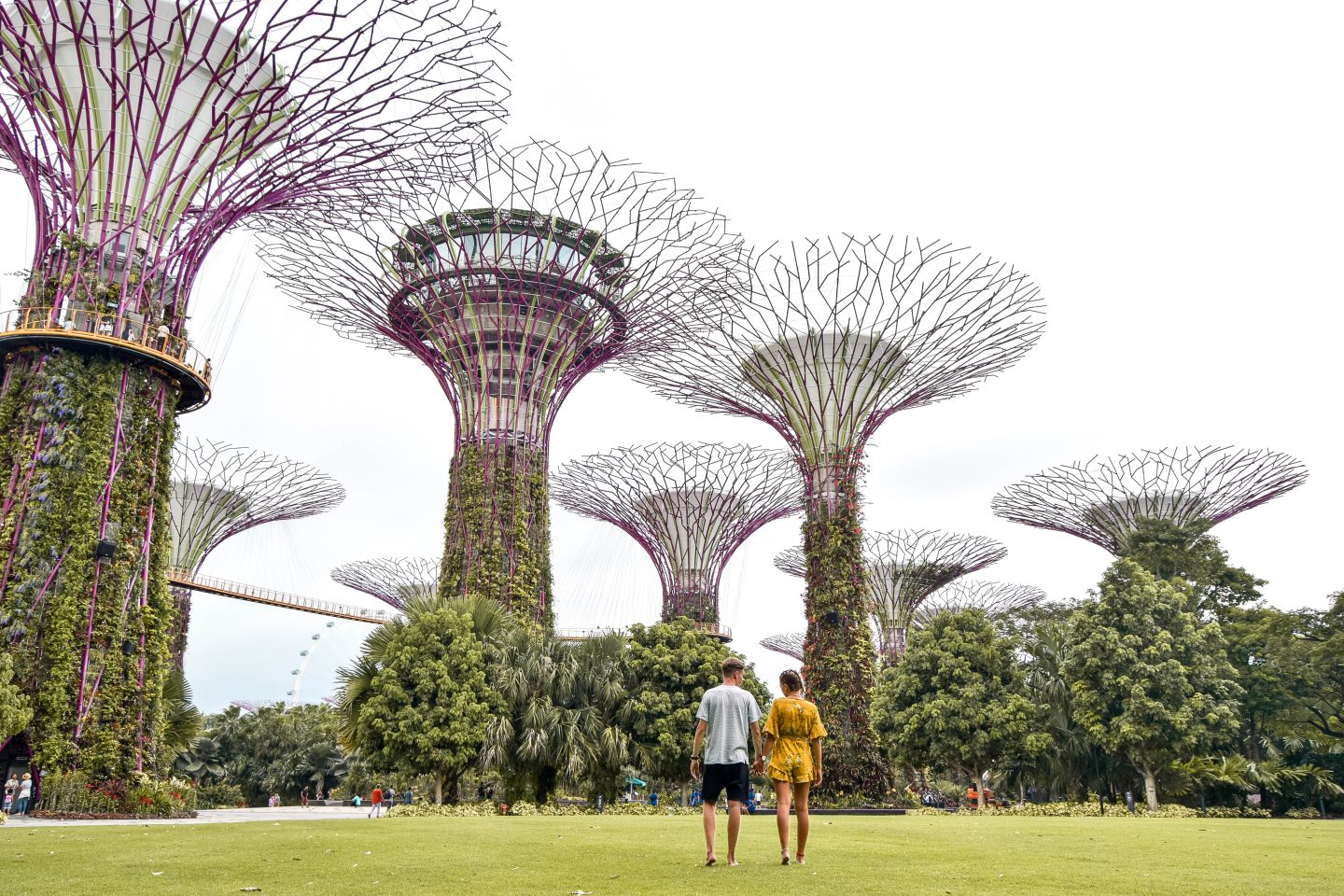 Wanderers & Warriors - Charlie & Lauren UK Travel Couple - Best Things To Do In Singapore Itinerary