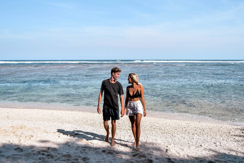 Green Bowl Beach Bali – Crystal Water In Paradise