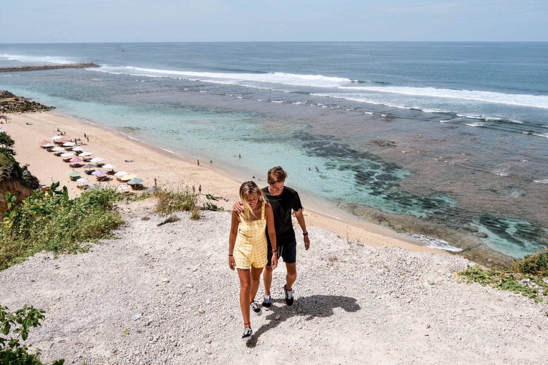 Melasti Beach Bali – The Best Beach In Bali