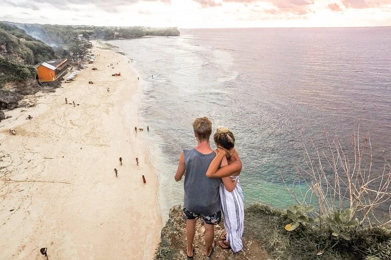 Balangan Beach Bali – An Incredible Sunset In Bali
