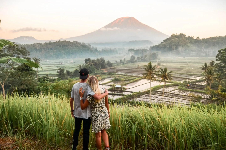 Mount Agung Sunrise Viewpoint, Bali
