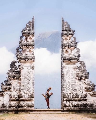 Wanderers & Warriors - Charlie & Lauren UK Travel Couple - Pura Lempuyang Bali - The Gateway To Heaven - Bali Temple - Pura Lempuyang Luhur - Pura Luhur Lempuyang - Pura Lempuyang Door - Pura Lempuyang Temple