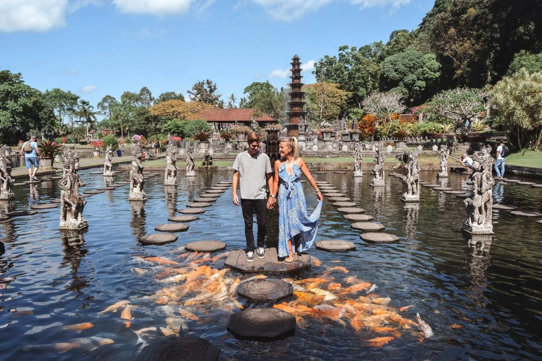 Tirta Gangga Water Palace Bali – A Royal Garden