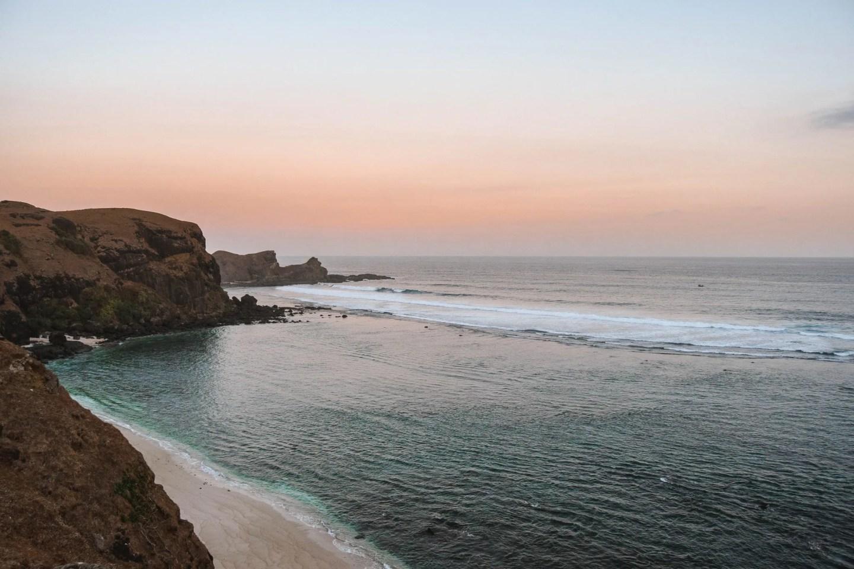 Wanderers & Warriors - Merese Hill Bukit Merese Lombok Sunset
