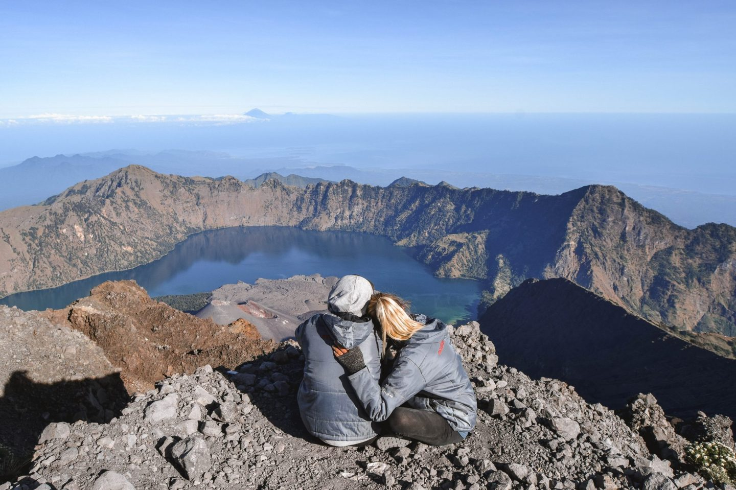 Wanderers & Warriors - Charlie & Lauren UK Travel Couple - Mount Rinjani Trekking Rinjani - Mount Rinjani Trek - Trekking Mt Rinjani